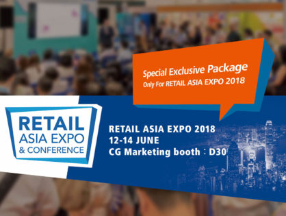 Retail Asia Expo 2018<br>6 June 2018